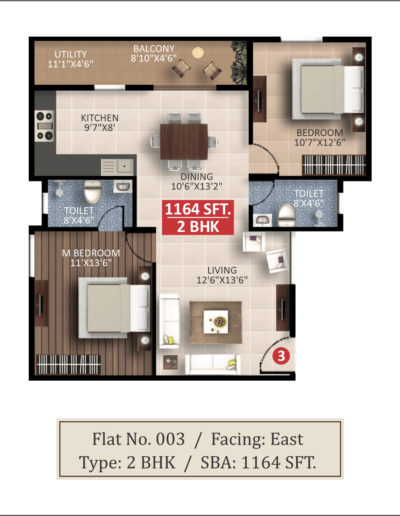 saritha-splendor-floor-plan-2bhk