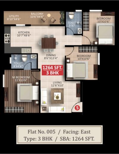 saritha-splendor-3bhk-floor-plan