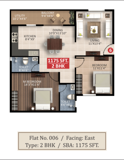 splendor-lsr-whitefield-floor-plan-2bhk
