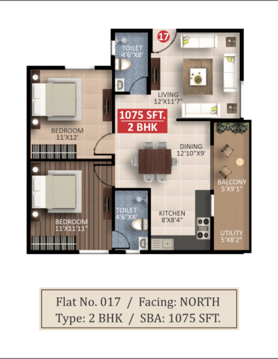 saritha-splendor-lsr-floor-plan-2bhk-1075-sqft