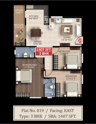 saritha-splendor-lsr-whitefield-floor-plan-3bhk-1407sqft