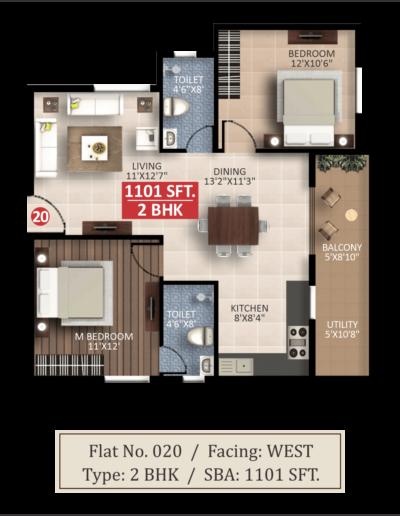 splendor-whitefield-floor-plan-2bhk-1101-sqft