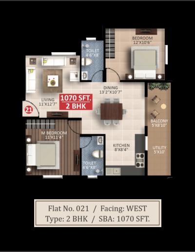 splendor-itpl-floor-plan-2bhk-1070-sqft
