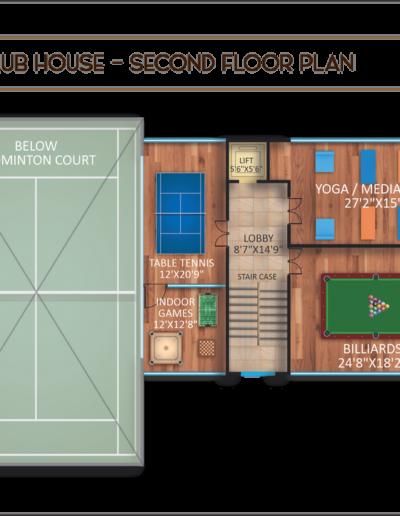 saritha-splendorclub-house-second-floor-plan
